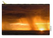 Sunset Shower Carry-all Pouch