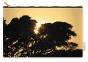Sunset Silhouette II Carry-all Pouch