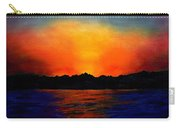 Sunset Sinai Carry-all Pouch