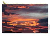 Sunset Skies 052814d Carry-all Pouch