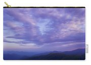 Sunset - Smoky Mountains  Carry-all Pouch
