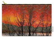 Sunset Soliloquy Carry-all Pouch