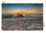 Sunset Splash By Sheri Harvey Shargraphics.com Carry-all Pouch
