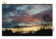 Sunset Street Carry-all Pouch