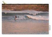 Sunset Surfing Carry-all Pouch