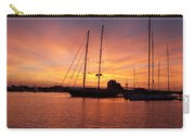 Sunset Tall Ships Carry-all Pouch