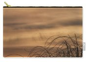 Sunset Through The Seagrass Carry-all Pouch