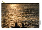 Sunset Together In Key West Carry-all Pouch