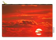 Sunset Carry-all Pouch by Tony Beck