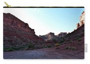 Sunset Tour Valley Of The Gods Utah 07 Carry-all Pouch