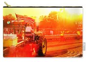 Sunset Tractor Pull Carry-all Pouch