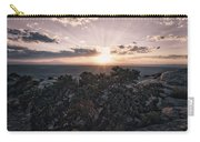 Sunset Valley Of The Gods Utah 01 B Carry-all Pouch