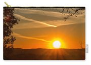 Sunset Vienna West Virginia Carry-all Pouch