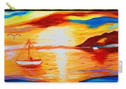 Sunset View Carry-all Pouch