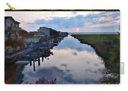 Sunset View At The Art League Of Ocean City - Maryland Carry-all Pouch