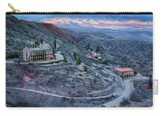 Sunset View From Jerome Arizona Carry-all Pouch