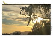 Sunset View From Olana  Carry-all Pouch