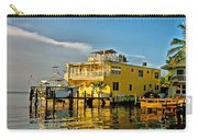 Sunset Villas Hdr Carry-all Pouch