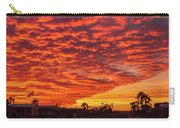 Sunset Wave Carry-all Pouch
