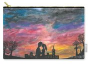 Sunset With You Carry-all Pouch