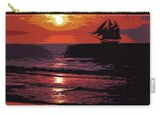 Sunset - Wonder Of Nature Carry-all Pouch