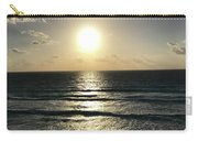 Sunrises And Footprints Carry-all Pouch