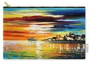 Sunset's Smile Carry-all Pouch