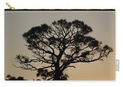 Sunsetting Trees Carry-all Pouch
