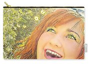 Sunshine And Laughter Carry-all Pouch