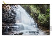 Sunshine At The Waterfall Carry-all Pouch