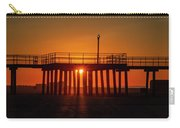 Sunshine At Wildwood Crest Pier Carry-all Pouch