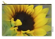 Sunshine Beauty - Sunflower Carry-all Pouch