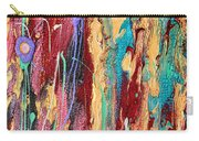 Sunshine Coast Colorful Abstract  Carry-all Pouch