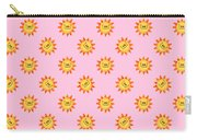 Sunshine Daisy Repeat Carry-all Pouch