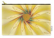 Sunshine Flower Carry-all Pouch