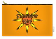 Sunshine Girl Carry-all Pouch