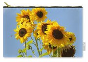 Sunshine Happy Carry-all Pouch