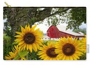 Sunshine In The Fog Carry-all Pouch