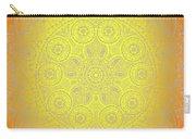 Sunshine Mandala Carry-all Pouch