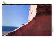 Sunshine On Adobe Ruins Carry-all Pouch