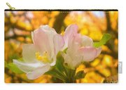 Sunshine On Apple Blossoms Carry-all Pouch