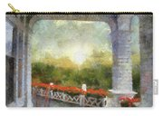 Sunshine On The Grand Hotel Mackinac Island Michigan Pa 01 Carry-all Pouch