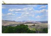 Sunshine On The Mountains - Verde Canyon Carry-all Pouch