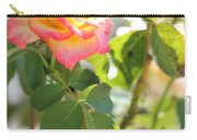 Sunshine Rose Carry-all Pouch
