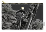Sunshine Silver Mine Memorial - Kellogg Idaho Carry-all Pouch