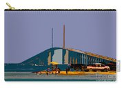 Sunshine Skyway Carry-all Pouch
