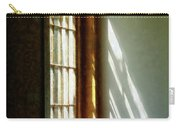 Sunshine Streaming Through Window Carry-all Pouch