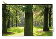 Sunshine Trees Forest Park Carry-all Pouch