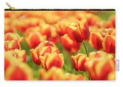 Sunsoaked Tulips #7 Carry-all Pouch