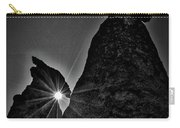 Sunstar At Tent Rocks Carry-all Pouch